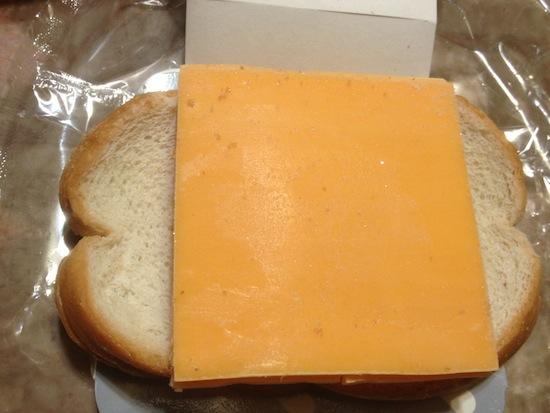 Chef MJ Brando Frozen Grilled Cheese