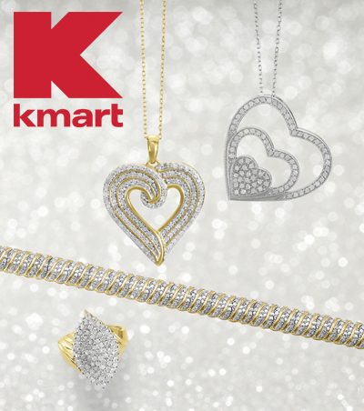 Kmart Valentine's day Jewelry