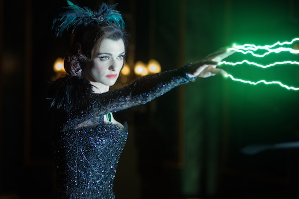 OZ The Great And Powerful - Evanora - Interview with Rachel Weisz - #DisneyOzEvent