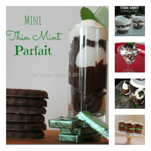 5 Thin Mint Pudding Trifle and Mousse Recipes