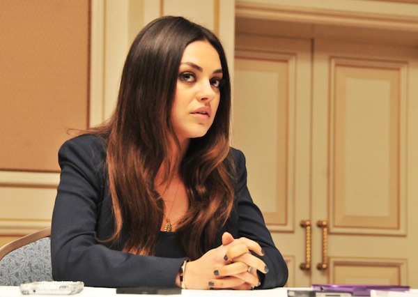 OZ The Great And Powerful - Theodora - Interview With Mila Kunis - #DisneyOzEvent