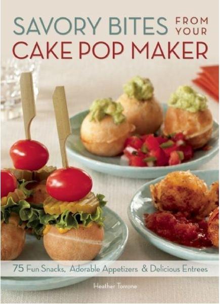 Cake Pop Maker Recipes Savory
