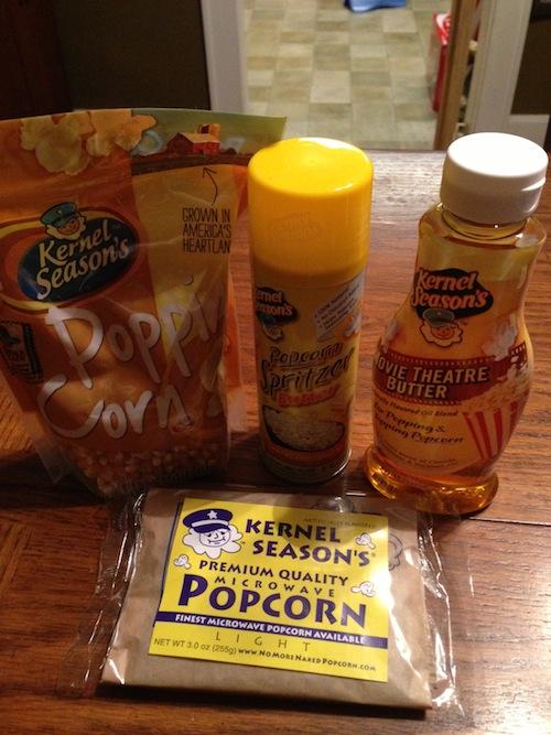 Kernel Seasons Popcorn Seasonings