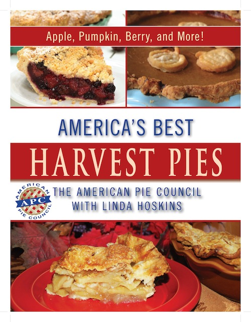 America's Best Harvest Pies cookbook