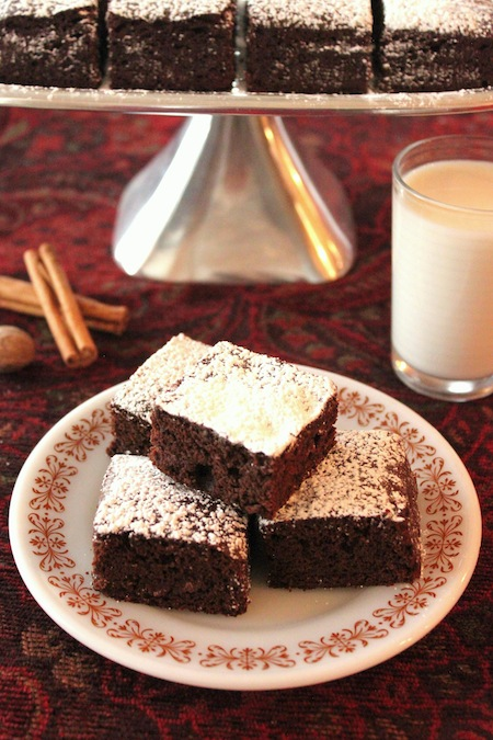 LTBG Chocolate Gingerbread