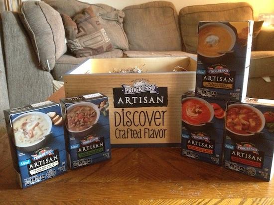Progresso Artisan Soups