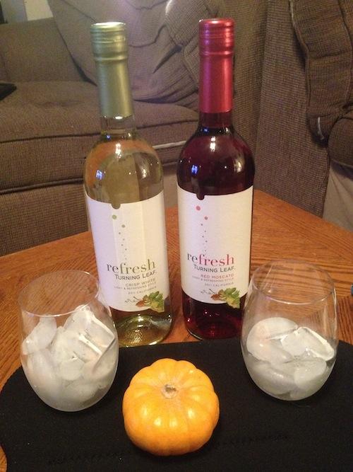 Turning Leaf Refresh Wine