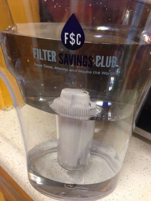 Filter Savings Club