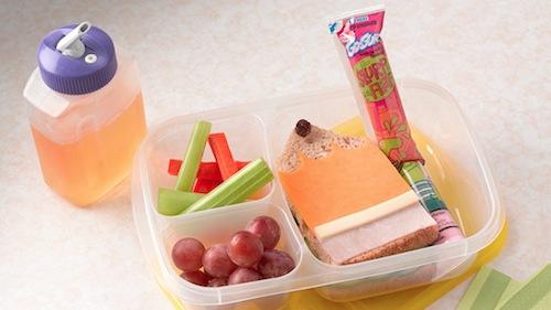 Yoplait Gogurt Pencil Sandwich