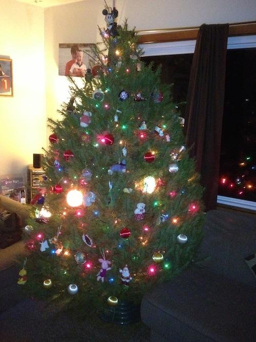 2013 Decorated Christmas Tree