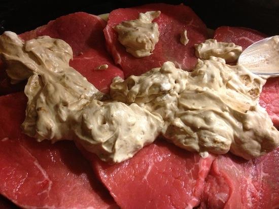 Creamy Steak And Potatoes Crockpot Recipe