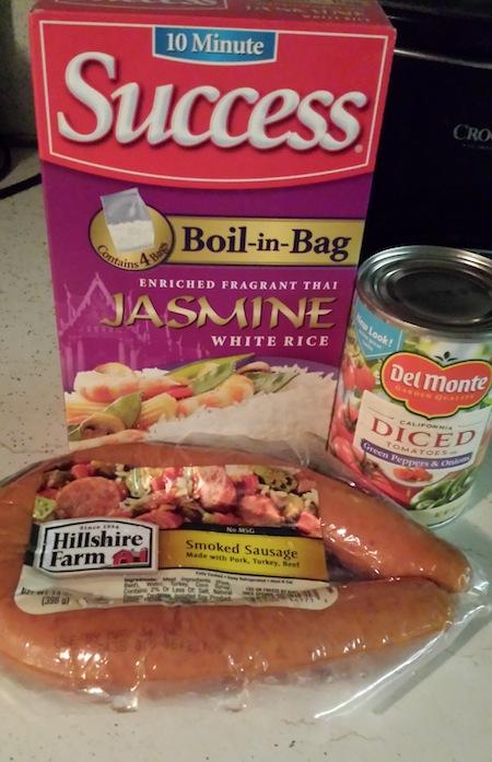 Success Jasmine Rice recipe