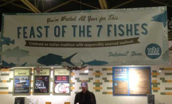 Whole Foods Feast Of The Seven Fishes