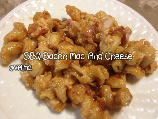 BBQ Bacon Mac And Cheese Recipe