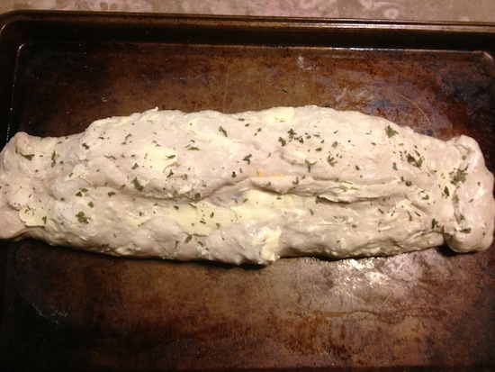 Cheeseburger Stromboli Recipe