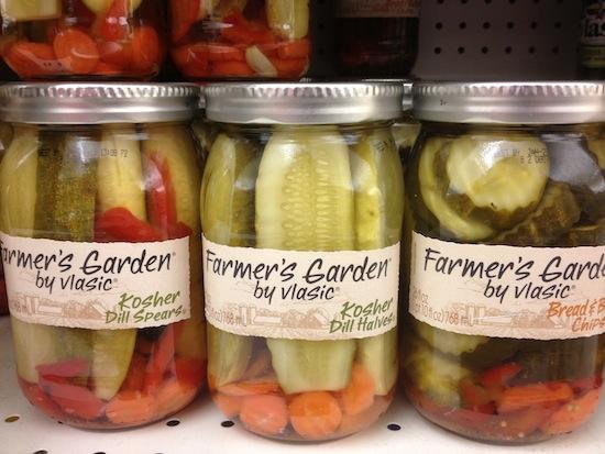 Vlasic Farmers Garden Pickles
