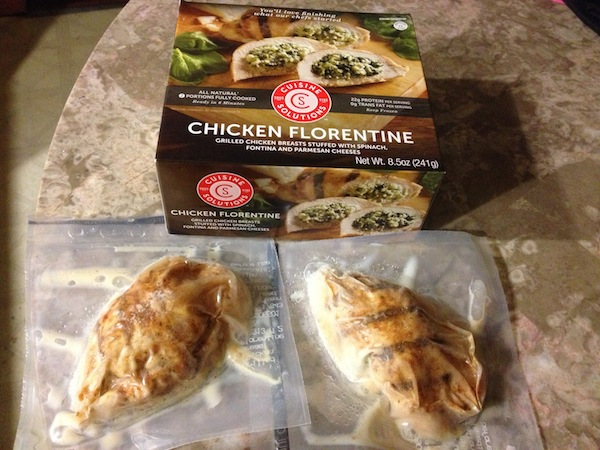 Cuisine Solutions Frozen Packaged Foods