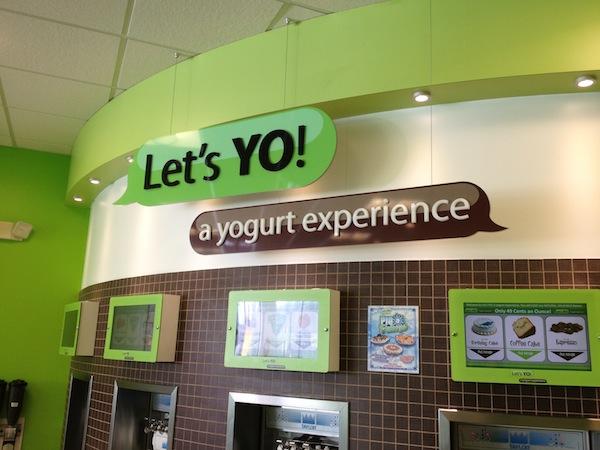 Let's Yo Frozen Yogurt Shop