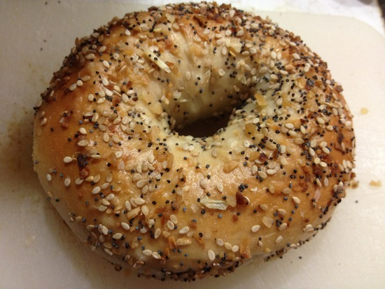 WW - Unsliced Bagel