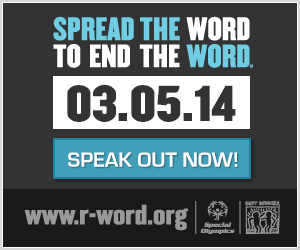 2014 spread the word badge