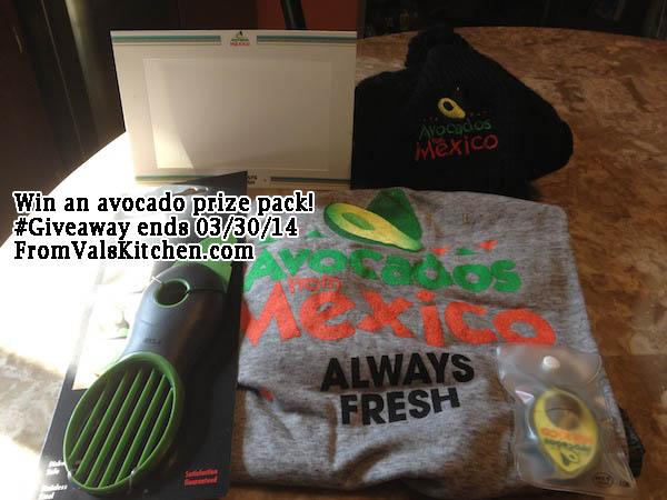 Avocado Prize Pack