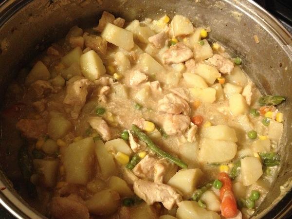 Chicken And Potato Soup Recipe