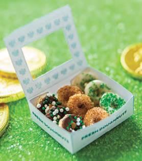 Leprechaun Doughnuts