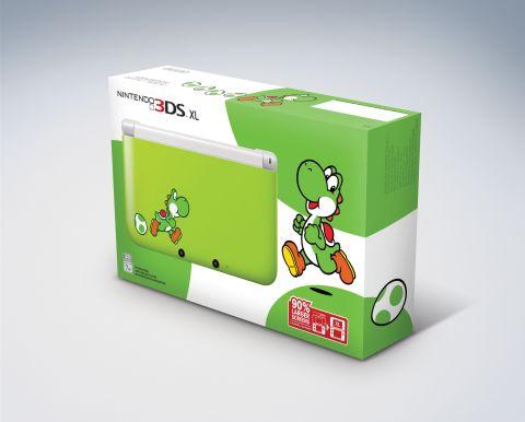 Yoshi Nintendo 3ds xl