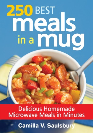 250 Best Meals In A Mug Cover