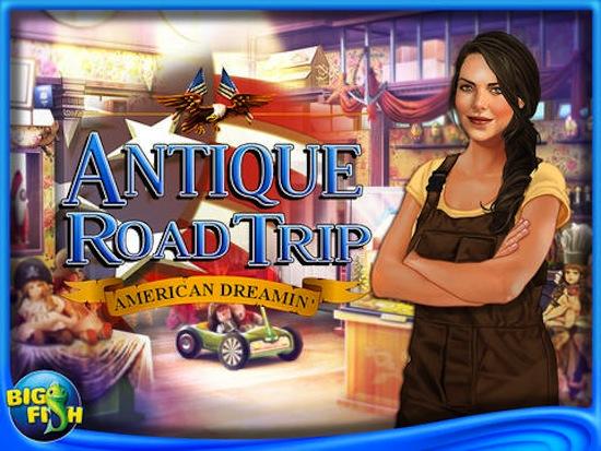 Big Fish Antique Road Trip: American Dreamin