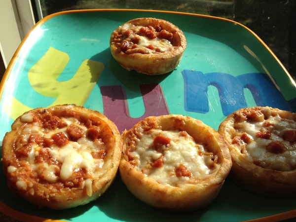 Red Baron Mini Deep Dish Pizzas