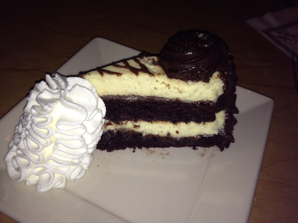 Cheesecake Factory Of Boston, MA - Travel Restaurant Review