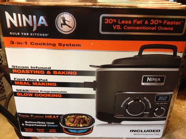 REVIEW - Ninja 3-In-1 Cooking System - With Alfredo ...