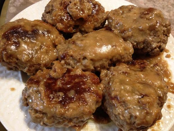 Homemade Ninja Salisbury Steak Recipe For The Ninja Cooking System