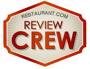 Restaurant.com Review Crew