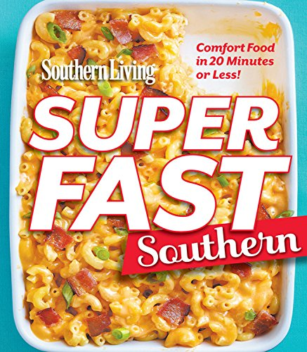 Superfast Southern cookbook