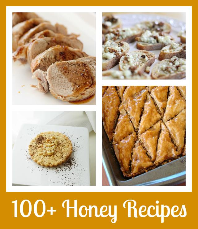 100+ Honey Recipes
