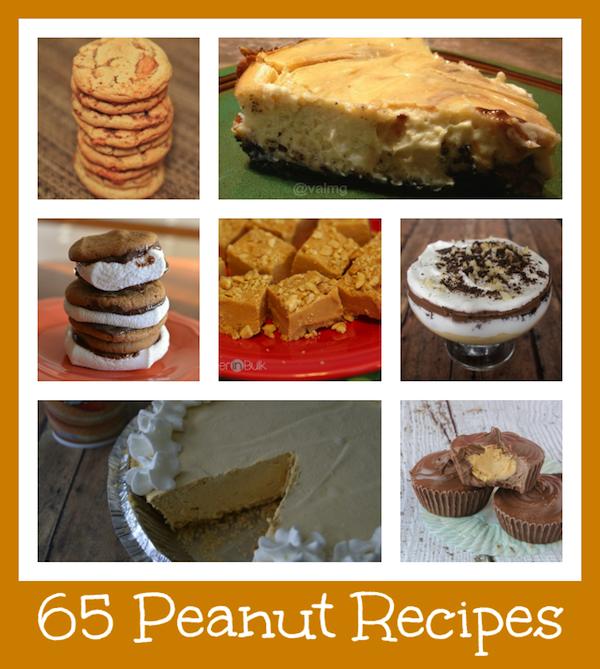 65 Peanut Recipes