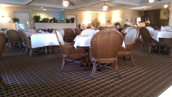Bridges Cafe at the Radisson, Camp Hill PA Restaurant Review