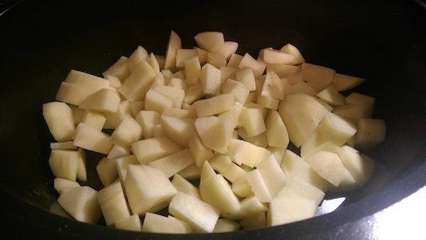 Crock-Pot Broccoli Cheddar Potato Soup Recipe