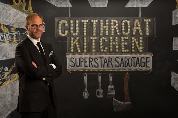 Sixteen Culinary All Stars Compete In First Ever Cutthroat