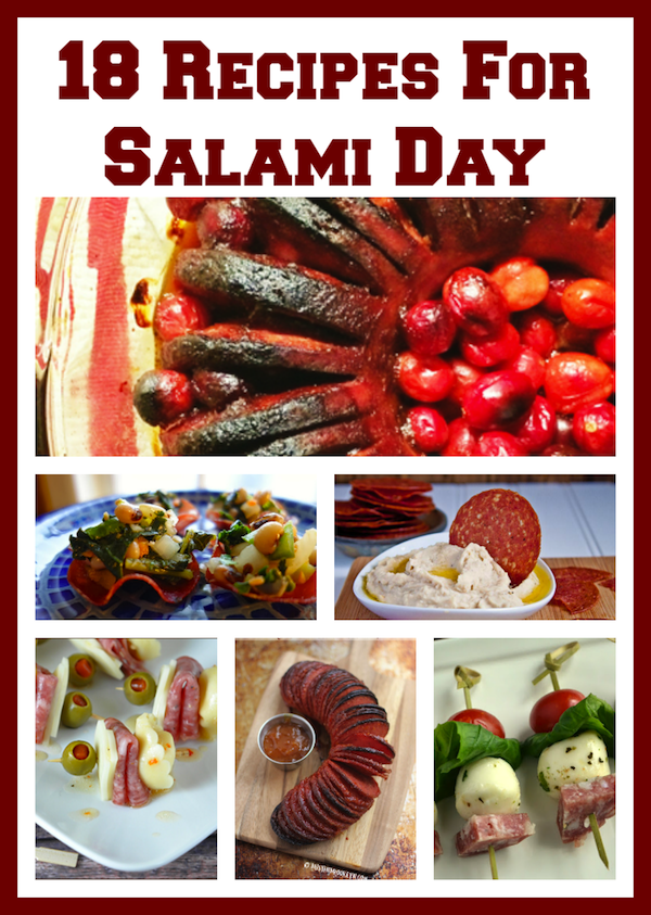 salami day recipes