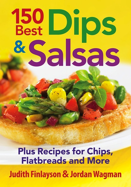 150 Best Dips And Salsas Cookbook