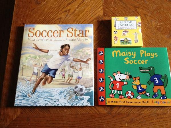 Chidren's Soccer Books