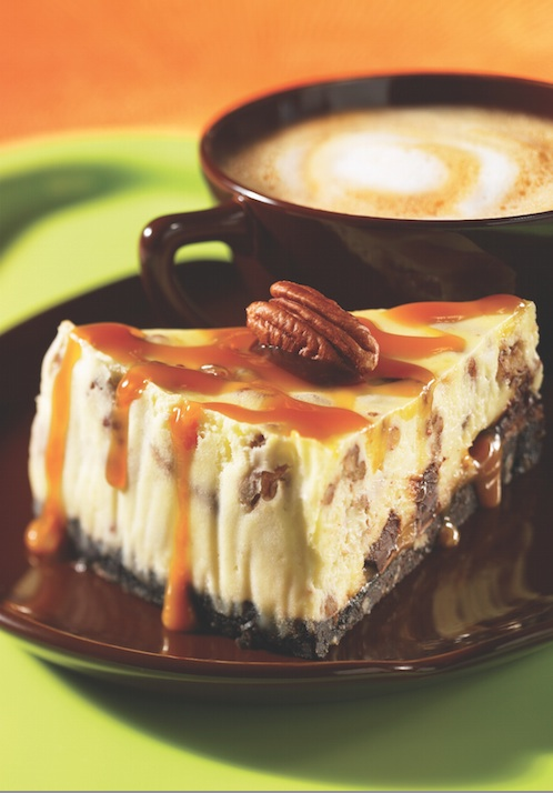 Caramel Pecan Cheesecake Recipe From Val S Kitchen