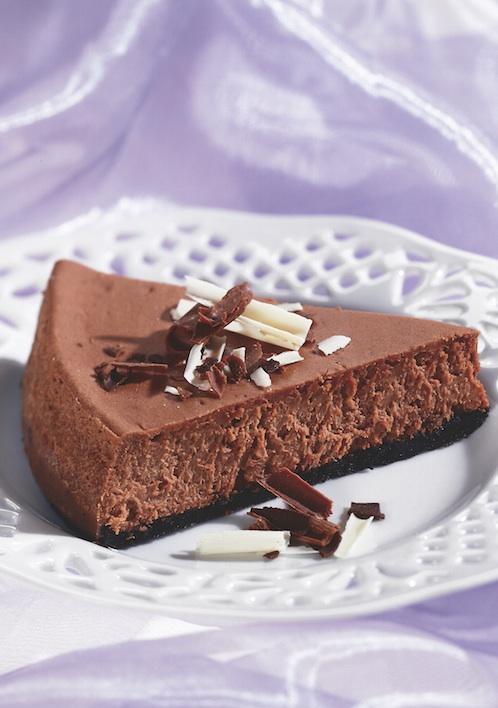 Minty Chocolate Cheesecake Recipe