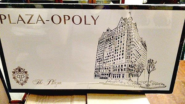 Plaza-opoly Board Game