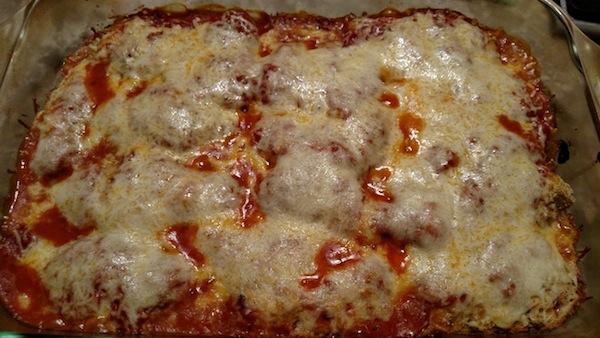 Homemade Chicken Parmigiana Recipe