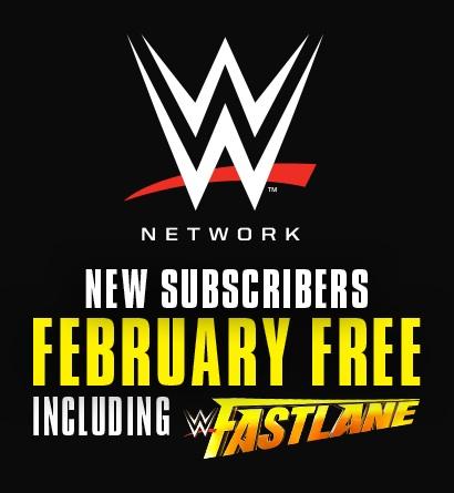 WWE Network FREE February #wwemoms