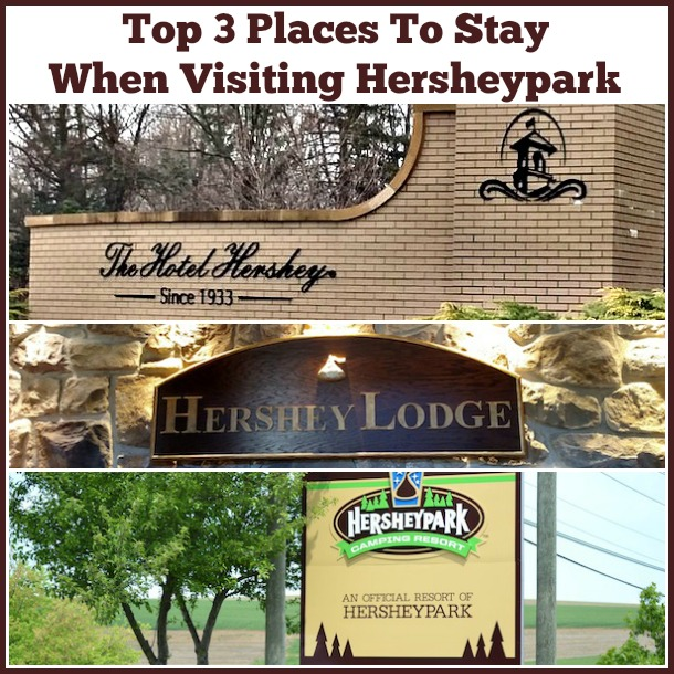 The Top 3 Places To Stay When Visiting Hersheypark